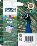 Epson inktcartridge T001 kleur / 66ml