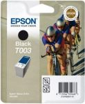 Epson inktcartridge T003 zwart / 34ml