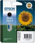 Epson inktcartridge T017 zwart / 17ml