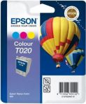 Epson T020 inktcartridge kleur / 35ml