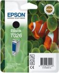 Epson T026 inktcartridge zwart / 16ml