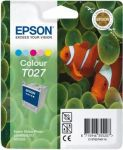 Epson inktcartridge T027 kleur / 46ml