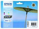 Epson T0445 multipack, set/4 inktcartridges