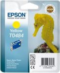 Epson T0484 inktcartridge geel/ 13ml