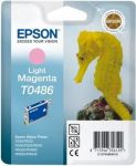 Epson T0486 inktcartridge licht magenta / 13ml