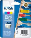 Epson T0520 inktcartridge kleur / 35ml