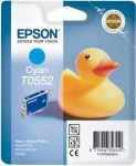 Epson T0552 inktcartridge cyaan / 8ml