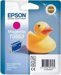 Epson T0553 inktcartridge magenta / 8ml