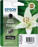 Epson T0598 inktcartridge mat zwart / 13ml