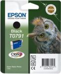 Epson T0791 inktcartridge zwart / 11ml