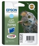 Epson T0795 inktcartridge licht cyaan / 11ml