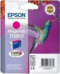 Epson T0803 inktcartridge magenta /7,4ml