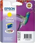 Epson T0804 inktcartridge geel/ 7,4ml