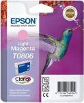 Epson T0806 inktcartridge licht magenta / 7,4ml