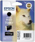 Epson T0961 inktcartridge zwart / 11,4ml