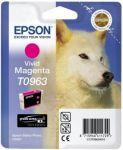 Epson T0963 inktcartridge magenta / 11,4ml