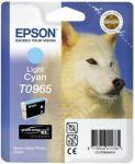 Epson T0965 inktcartridge licht cyaan / 11,4ml