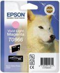 Epson T0966 inktcartridge vivid licht magenta / 11,4ml