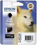 Epson T0968 inktcartridge mat zwart / 11,4ml