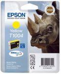 Epson T1004 inktcartridge geel / 1045 afdrukken
