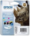 Epson T1006 multipack, set/3 inktcartridges