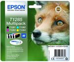 Epson T1285 multipack, set/4 inktcartridges