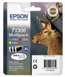 Epson T1306 multipack, set/3 inktcartridges