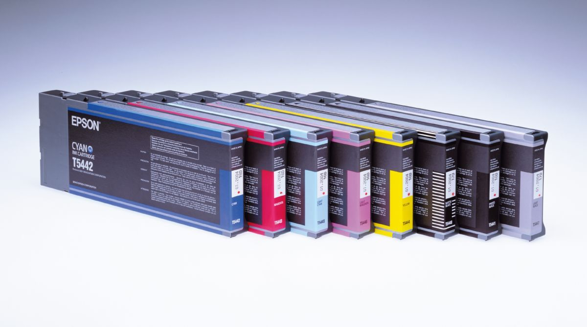 epson t544100 inktcartridge foto zwart 220ml
