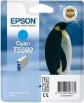 Epson inktcartridge T5592 cyaan / 13ml