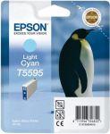 Epson T5595 inktcartridge licht cyaan / 13ml