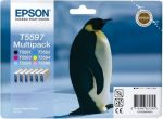 Epson T5597 multipack, set/6 inktcartridges
