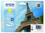Epson T7024 XL inktcartridge geel / 2000 afdrukken