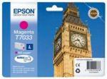Epson T7033 L inktcartridge magenta / ~ 800 afdrukken