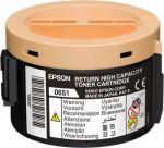 Epson S050651 Return toner zwart / 2200 afdrukken