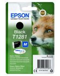 Epson T1281 inktcartridge zwart / 5.9ml