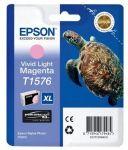 Epson T1576 inktcartridge Vivid licht Magenta