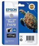 Epson T1579 inktcartridge licht licht zwart