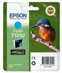 Epson T1592 inktcartridge cyaan