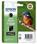 Epson T1598 inktcartridge mat zwart