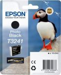Epson T3241 inktcartridge foto zwart / 14ml