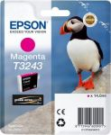 Epson T3243 inktcartridge magenta / 14ml