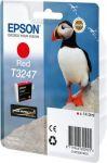 Epson T3247 inktcartridge rood / 14ml