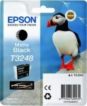 Epson T3248 inktcartridge mat zwart / 14ml