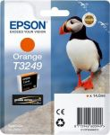 Epson T3249 inktcartridge oranje / 14ml