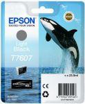 Epson T7607 inktcartridge light black / 25,9ml