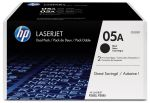 HP 05A zwarte toner 2-pack (CE505D) / 2 x 2300 afdrukken