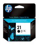 HP 21 zwarte inktcartridge / 175 afdrukken