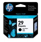 HP 29 zwarte inktcartridge / ~ 650 pag.