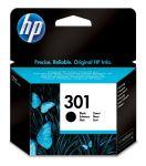 HP 301 zwarte inktcartridge / 190 afdrukken