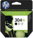 HP 304XL zwarte inktcartridge / 300 afdrukken